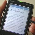 Sun Tzu text via Mobipocket