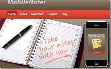 MobileNoter2